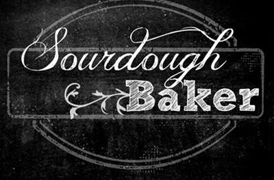 the sourdough baker